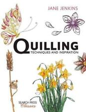 QUILLING - JENKINS, JANE - NEW PAPERBACK BOOK