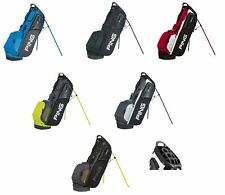 PING HOOFER 14 STAND GOLF BAG MENS - NEW 2017 - 14 WAY TOP W/ 12 POCKETS