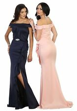 TheDressOutlet Long Formal Dress Evening Party Prom Plus Size Gown