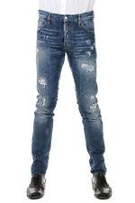 DSQUARED2 New Man COOL GUY Jeans Denim Stretch Vintage Effect Made in Italy NWT