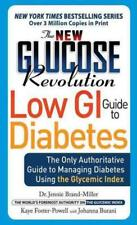 NEW GLUCOSE REVOLUTION LOW GI GUIDE TO DIABETES - BRAND-MILLER, JENNIE/ FOSTER-P