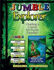 JUMBLE EXPLORER - KNUREK, JEFF/ ARGIRION, MIKE/ HOYT, DAVID L. - NEW PAPERBACK B