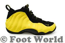 Mens Nike Air Foamposite One - 314996 701 - Yellow Black Trainers
