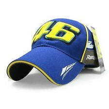 MOTO GP VR 46 rossi Baseball Cap Black Blue cap Car Motocycle Racing Sun Hats