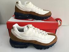 538416-200 MEN'S NIKE AIR MAX 95 PRM ALE BROWN/PEARL PINK/MIDNIGHT NAVY/SAIL 3M