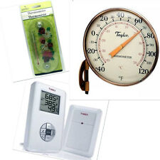 Thermometers Indoors Outdoors hygrometer