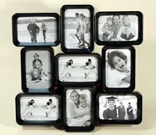Photo Gallery 9 Photos Black or White Glass Panes Picture Frame Photo Gallery
