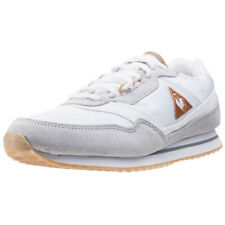 Le Coq Sportif Louise Womens Trainers White Grey New Shoes