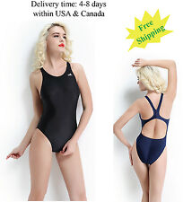 Yingfa922 one piece racing and training swimsuit for women Free shipping