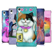 OFFICIAL ASH EVANS MAGICAL CREATURE HARD BACK CASE FOR SONY PHONES 2