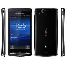 Sony Ericsson Xperia Arc S LT18i 8.0MP Black White Unlocked Android Mobile Phone