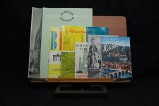 German Tourist Guide Book Ephemera circa 1950's