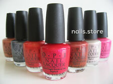 OPI Nail Polish - Discontinued Colors PART6 - Buy 2 Get 5 % Off *SPECIAL*