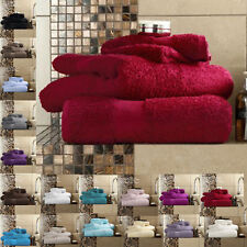 Egyptian Cotton Towels Hand Bath Sheet Large Bathroom New Luxury Miami 700 GSM