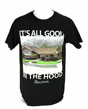The Brady Bunch It's All Good In The Neighborhood House Mens Black T-Shirt