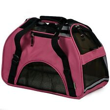 Bergan Comfort Carrier Soft-Sided Pet Carrier,Crate,Tote,Portable,Travel,Bag,Dog