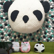 HOT Cute Plush Doll Toy Stuffed Animal Panda/Penguin Pillow Quality Bolster Gift