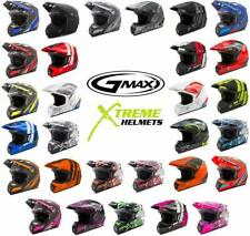 GMAX MX46 Helmet Dirt Bike Off Road MX Motocross DOT Youth Kids