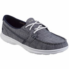 Skechers Womens/Ladies Go Step - Marina Textile Canvas Casual Shoes