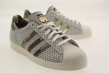 ADIDAS ORGINALS SUPERSTAR 80 'S SZ 9.5 10.5 12 QUICKSTRIKE WHITE SHOES Q16292