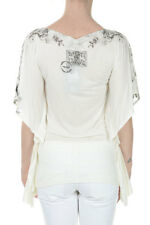ROBERTO CAVALLI New woman Printed T-shirt Authentic Made in Italy