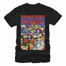 Nintendo Dr. Mario NES Mens Graphic T Shirt