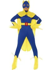 SALE Licensed Sexy Superhero Bananawoman Ladies Fancy Dress Costume Party Outfit