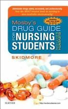 Mosby's Drug Guide for Nursing Students, with 2016 Update, 11e by Skidmore-Roth