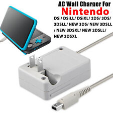 AC Wall Charger for Nintendo DSi/DSiLL/3DS/3DSLL/NEW 3DS/NEW 3DSLL/NEW 2DSLL