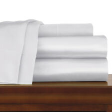 Elegant Satin Sheets Set w/ 2 Pillowcases, by Collections Etc