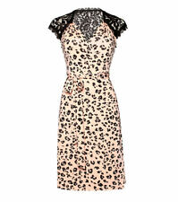 NEW Alannah Hill - Women's - Is It In The Kiss? Wrap Dress