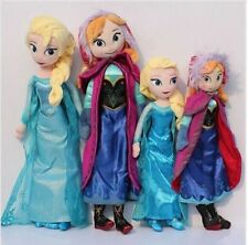 30cm/40cm/50cm Frozen-Elsa&Anna princess stuffed Soft plush toy doll for