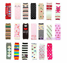 Baby Boy Girl Unisex Toddler Winter Leg Arm Warm Knee Sleeve Kids Legging