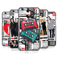 OFFICIAL ONE DIRECTION 1D TICKET LOVE HARD BACK CASE FOR APPLE iPHONE PHONES