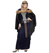 MEDIEVAL PRINCESS FANCY DRESS COSTUME GAME OF THRONES STYLE WOMANS FEMALE DRESS