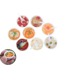 1:6 Scale Dollhouse Miniature Chinese Play Food Toy Doll Food Miniature