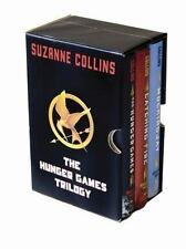 The Hunger Games Trilogy Hardcover Catching Fire Mockingjay Suzanne Collins