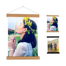Hanging Photo Frame DIY Brown Black Rope Colorful Album Wall Picture Magnet New