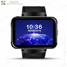 3G Smart Watch Android 4.4 Dual Core Phone 4GB Bluetooth WIFI GPS SIM For HTC LG