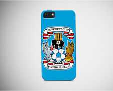 New Coventry City FC Hard Cover Case For iPhone 4-7 & Samsung S3-S8