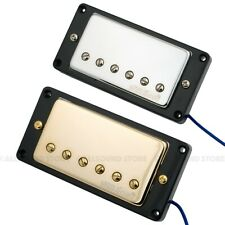 NEW Wilkinson 'HOT' Humbucker Pickups for Gibson® Epiphone® MWCHB - CHROME, GOLD