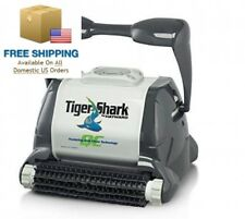Hayward RC9990GR TigerShark QC Automatic Robotic Pool Cleaner with Quick...