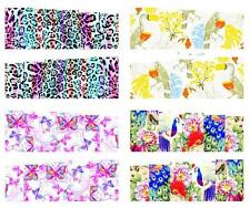 Leopard Peacock Nail Art Sticker Decal Decoration Manicure Water Transfer