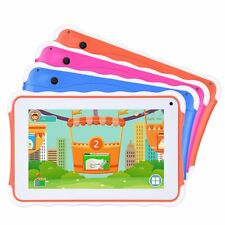 7'' Kid's Tablet PC Quad Core 8GB HD Google Android 4.4 KitKat Dual Camera WiFi