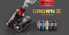 UWELL CROWN III 3 TANK-VARIOUS COLORS-U.S. SELLER-FREE FAST SHIPPING!!
