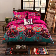 Mandala Duvet/Quilt/Comforter Cover Pillow Sham Queen/King Size Bedding Sets New