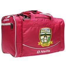 O'Neills Meath GAA Holdall Pink Sports Kit Bag Gymbag Carryall
