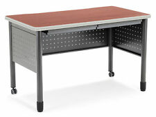 Office School Hospital OFM Mesa Series Mobile Training Table / Desk with Drawers