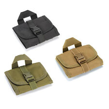 14 Rifle Cartridges Belt Pouch Hunting Rifle Bullets Holder Bag Ammo Carrier