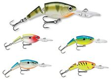 NEW 2017! Rapala Jointed Shad Rap / 9cm 25g / VMC hooks / suspending lure